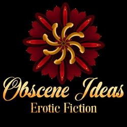 Obscene Ideas Badge